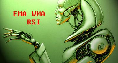 Советник форекс EMA WMA RSI